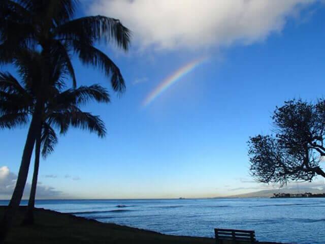 ハワイの写真